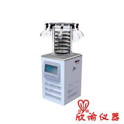 欣諭XY-FD-1L多岐普通冷凍干燥機實驗室凍干機小型-80度立式凍干機圖片