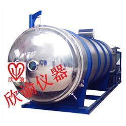 食品冷凍干燥機XY-GY-400海參凍干機鹿茸真空冷凍干燥機圖片