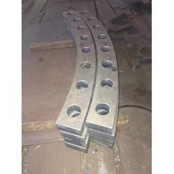 Q235B钢板切割轴承座 供应商图片