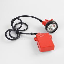 KL4LM(B)型矿灯 LED锂电帽夹灯 4A安时携带式矿井灯图片