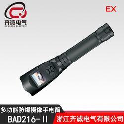 BAD216 多功能防爆摄像手电筒 LED便携式巡检灯图片