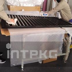 intpkg 百叶窗家具缓冲气柱袋 垫片图片