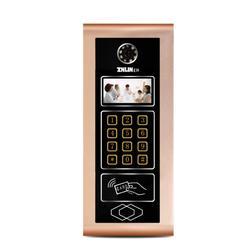 可手机开门的楼宇可视对讲门禁机 手机云对讲系统图片