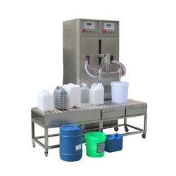 科慧包装机械 液体灌装机视频-液体灌装机