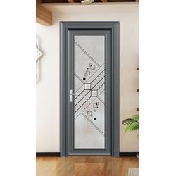 铝合金平开门卫生间门特性图片