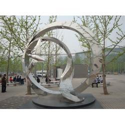 梁氏雕塑-园林雕塑定制-不锈钢雕塑哪家好图片