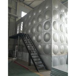 厚诺|不锈钢焊接水箱|不锈钢焊接水箱厂家图片