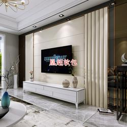 广东软包_武汉凰超家具公司_菱形软包背景墙图片