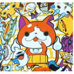 工厂直销卡通可爱小动物高清全棉数码印花浴巾婴童装饰个性化定制图片