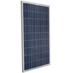 多晶155W太阳能电池板图片