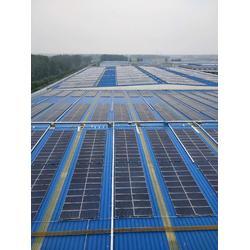 供应50KW户用光伏发电站图片