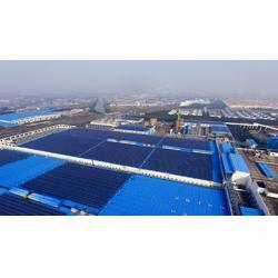 供应1MW工商业太阳能发电站图片