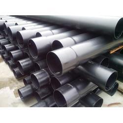 电力热浸塑钢管生产厂家规格齐全承插式链接内外涂塑抗腐蚀性能强图片
