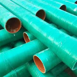 承插式玻璃钢管厂家现货供应玻璃钢夹砂管工艺管mpp复合管图片