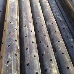 隧道管棚注浆钻孔无缝钢管图片