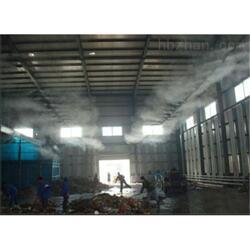 垃圾站转运��荻歼_到了�p峰站雾化除臭设备、喷淋除臭系统厂�y家直销图片
