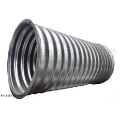 衡水汇德-拼装金属波纹管涵-波纹涵管品牌图片