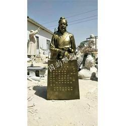 火锅人物铜人像 农耕人物雕塑 玻璃钢雕塑厂家直销图片