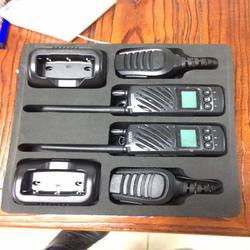 廠家直銷黑色EVA海綿內襯減震工具箱禮品盒包裝海綿內托圖片