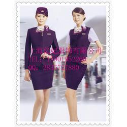 空姐制服女 空姐职业装女 空姐服装 高铁乘务员制服图片