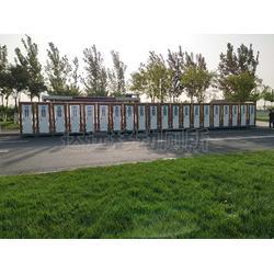 达远科技移动厕所 太原移动厕所租赁-移动厕所租赁图片