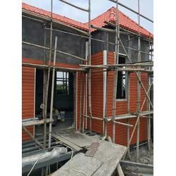 PVC挂板轻钢结构外墙装饰办图片
