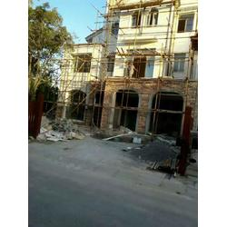 PVC别墅改造,房子翻新材料生产图片