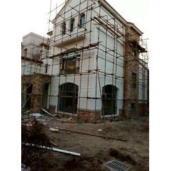 PVC外墙挂板轻型建筑材料图片