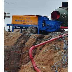 白山30型混凝土输送泵公司-多少钱图片
