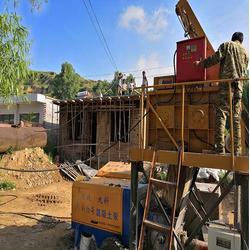 土建混凝土小型输送拖泵型号规格_九科机械(优质商家)图片