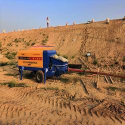 细石混凝土输送泵-九科机械-细石混凝土输送泵图片