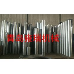 供应白铁加工 镀锌板风管 共板法兰风管图片