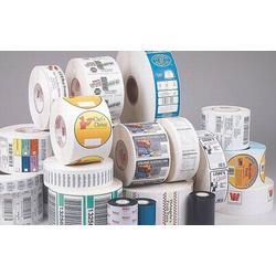 新丰不干胶标签、燊飞凡印刷、耐高温不干胶标签工厂图片