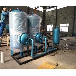 導流型容積式換熱器廠家_常州容積式換熱器_正陽設備廠家供應