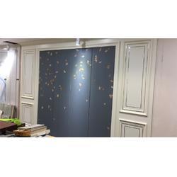 欧莱漫背景墙:家庭装修流程步骤有哪些图片