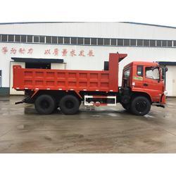 东风特商2018款国五240马力5米4后八轮自卸车大量现货图片