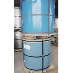 宝钢青山瓷蓝抗静电彩涂板 吨换米图片
