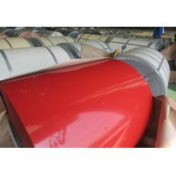 上海宝钢信号红高耐候彩涂板 量大从优欢迎来电咨询图片