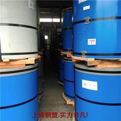 上海宝钢环保无铬耐指纹0.6彩涂板 现货报价