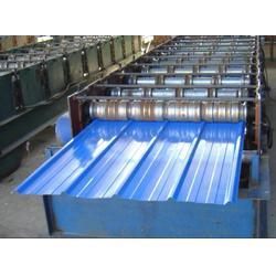冠洲海水蓝840彩钢板 钢厂直发图片