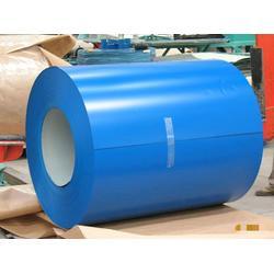 武汉100微米涂层750彩钢板 钢厂一级代理提供