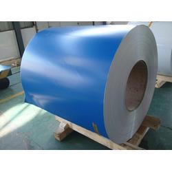 湖南海水蓝硅改性彩涂板 现货报价图片