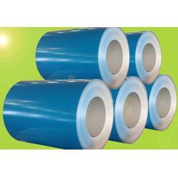 烨辉牛津蓝硅改性彩涂板 钢厂直发提供质保图片
