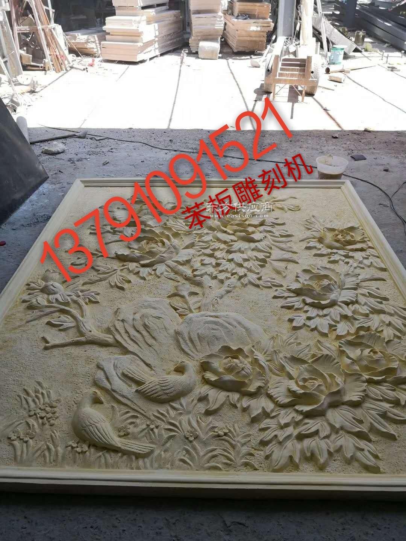 eps花板雕刻机 泡沫山花雕刻机 泡沫雕刻机 厂家提供全面技术支持图片