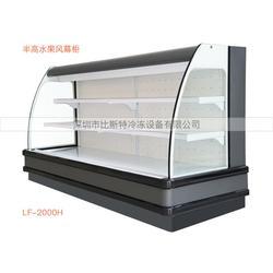 熟食风幕柜定做哪家好-风幕柜定做哪家好-深圳比斯特工厂直供图片