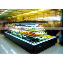 超市风幕柜定做哪家好-比斯特冷冻设备-四川超市风幕柜定做图片