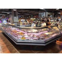 云浮冷冻柜厂家-深圳比斯特工厂直供-超市冷冻柜厂家直销图片