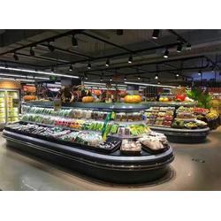 岛式超市冷冻柜定做-超市冷冻柜-比斯特冷冻设备定制