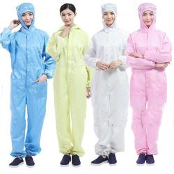 药品食品员工专用连体服洁净衣定做