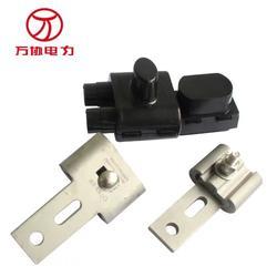 C型设备线夹含绝缘护罩SCK系列设备线夹C型线夹厂家直销质量保证图片